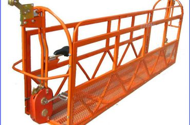 pəncərə təmizlik zolağı, zlp seriyası gondol, zlp630 dayandırılmış platforma