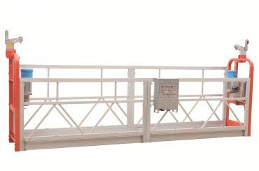 zlp630 boyalı polad fasad təmizləyici iş platforması
