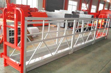 2 bölmədə 500 kq dayanan işləmə platforması 3 növdən ibarətdir