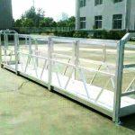 müxtəlif model elektrik konstruksiyalı platforma beşikli qaldırıcı