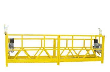 pəncərə təmizlənməsi üçün xüsusi hazırlanmış işləmə platforması zlp1000